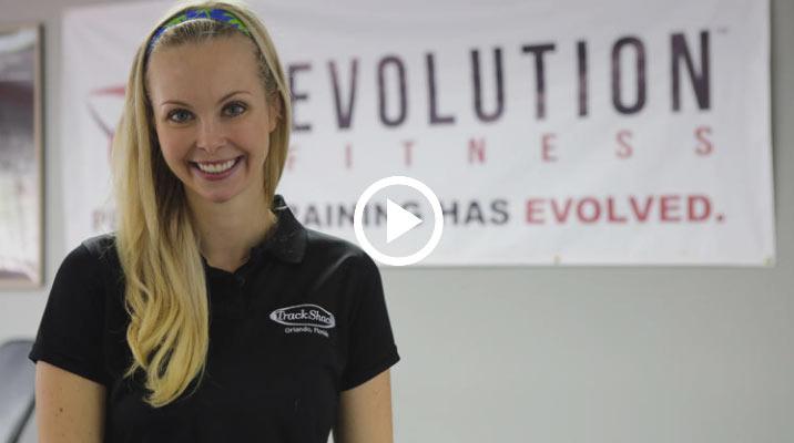 Carissa Galloway Video on OUC Half Marathon