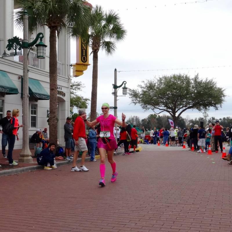 Can marathon training cause weight gain?