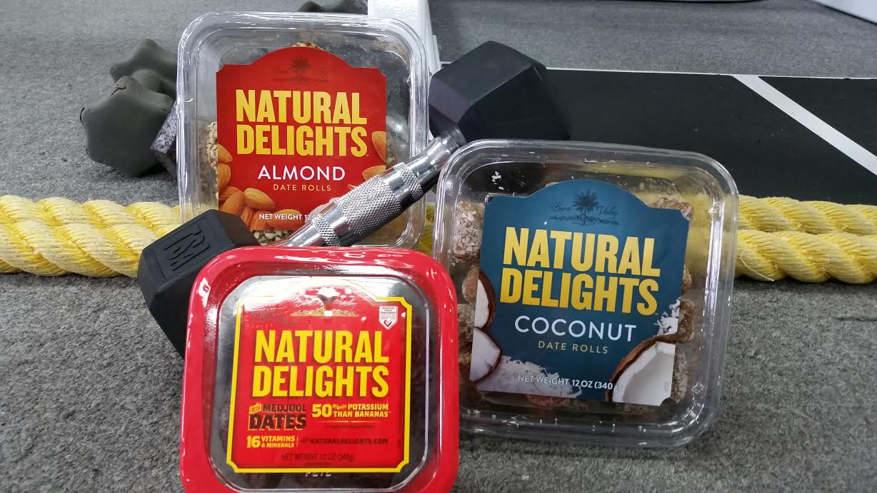 Natural Delights Dates for Fitness